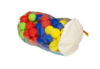 Bolas para piscinas sensoriales, 100 uds.