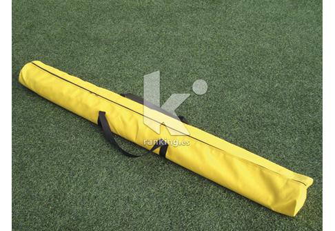 Bolso porta material de 190 cm. de largo