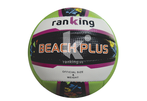 Balon Voley Playa, BEACH PLUS Softy Foam