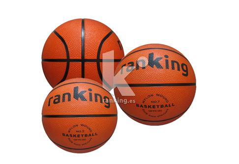 Balon Baloncesto Caucho AC02