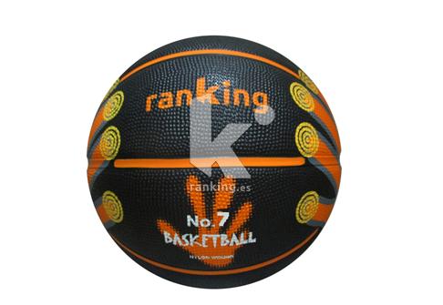 Balon Basket  Manos  Caucho, T-7 AC06