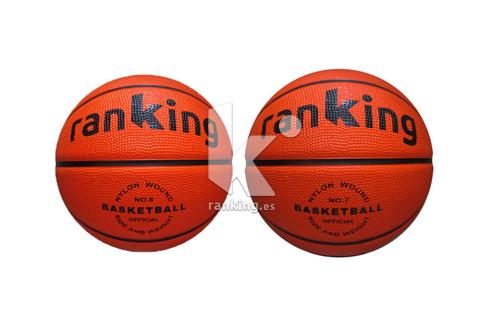 Balon Baloncesto Caucho Celular Naranja AC03
