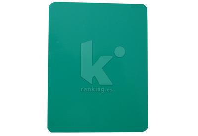 Tarjeta para Atletismo, color Verde