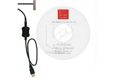 Kit USB + software - Cronómetro DT2000, DT500 y DT2500P