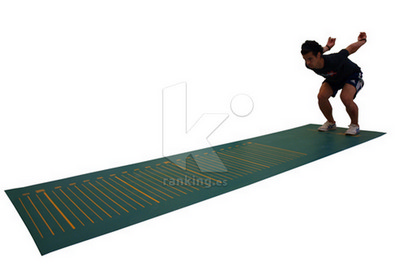Tapiz de Medición de salto de longitud