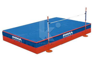 Zona de caida Salto de Altura DIMA CLUB Monofunda Confort Plus 5,00x3,00 m