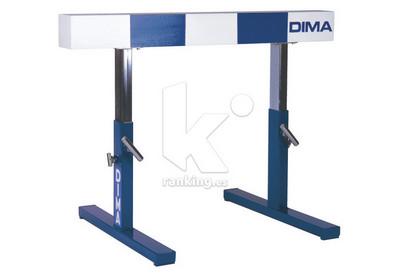 Valla Mini Obstáculos Entrenamiento 1,22 m. Regulable.