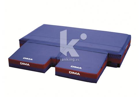 Zona de caida de Pertiga Iniciación DIMA BASIC Modular 5,00 x 4,25 m