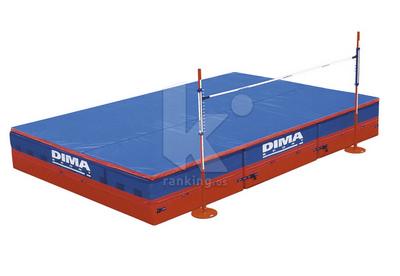 Zona de caida Salto de Altura DIMA CLUB Modular 5,00x3,00 m