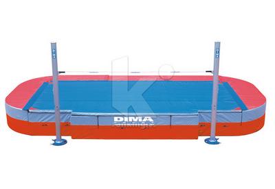 Zona de caida de Salto Altura DIMA CONCEPT III  IAAF 8,00x4,25/4,00 m