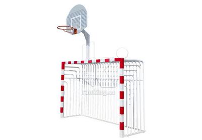Porteria - Canasta F. Sala/Balonmano/Basket. Antivandálica. Unidad