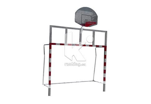 Porteria - Canasta F.Sala/Balonmano/Basket. EX17