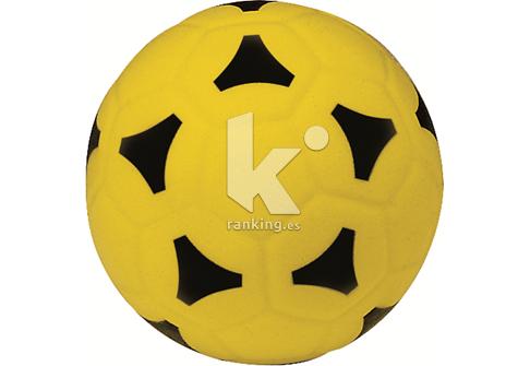 Balón Fútbol Espuma KIDS FOAM piel fina 22 cm