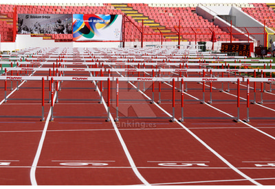 DVD y Fichas Iniciación al Atletismo II