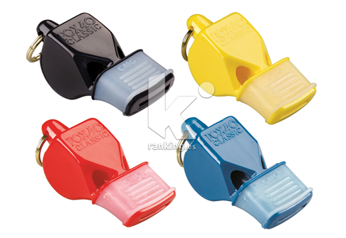 Silbato Fox 40 CMG con proteccion en boquilla