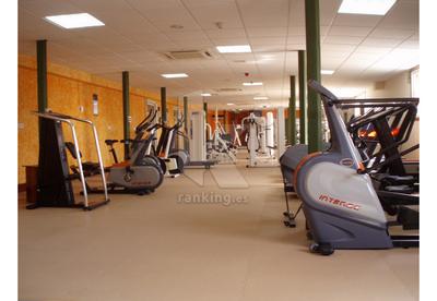 Pavimento Fitness - NEWFIT 100 x 100cm Grosor 8 mm