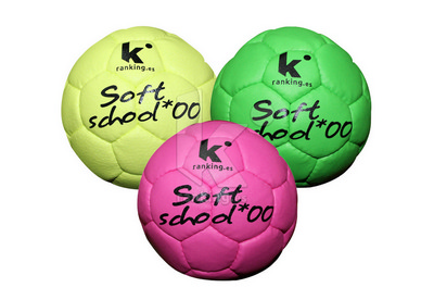 Balon Balonmano Soft School