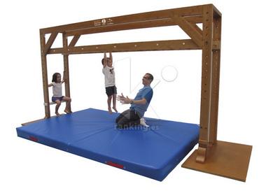 Escalera DOMAN School ® con Estructura movil