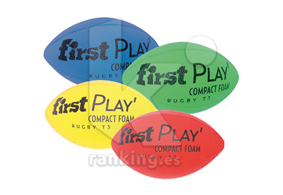 Balon Rugby FIRST PLAY Compact Foam