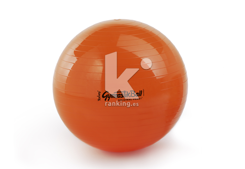 GymnastikBall. Ø53cm. Naranja
