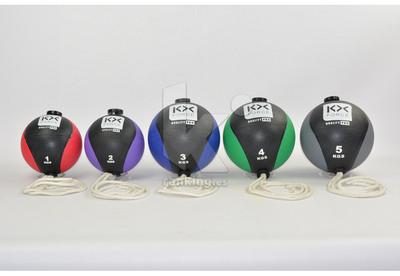 Balon Medicinal con cuerda KX FORCE
