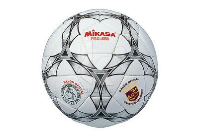 Balon Futbol Sala Mikasa FSC-58S Cosido.