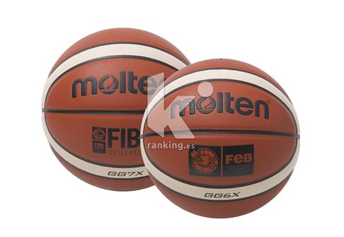 Balon Baloncesto Molten BGGX
