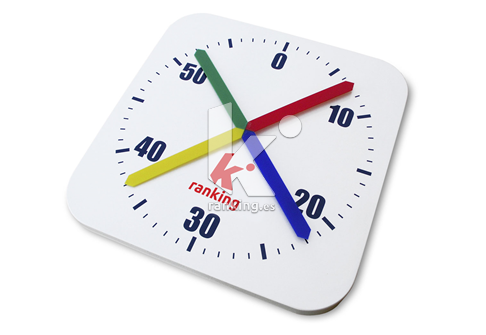 Cronometro entrenamiento pared para piscina