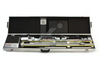 Kit de control y calibración de elementos de lanzamiento, con bascula POLANIK