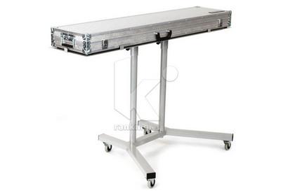 Mesa con ruedas para Kit de Control y calibración Polanik
