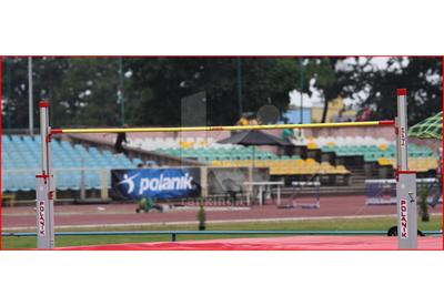Listón Fibra de Vidrio Salto Pértiga 4.5 m. IAAF Alta calidad Polanik