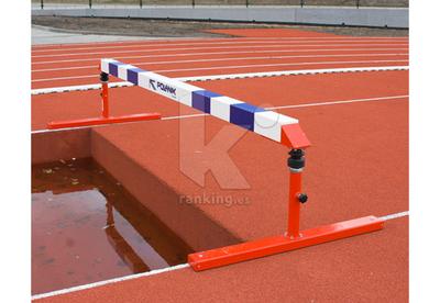 Valla ría, 3,66 m, con base para apoyar. Competición  IAAF - POLANIK