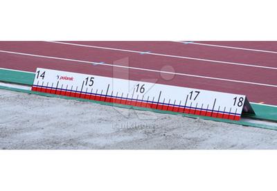 Indicador de distancia Salto de Longitud - POLANIK