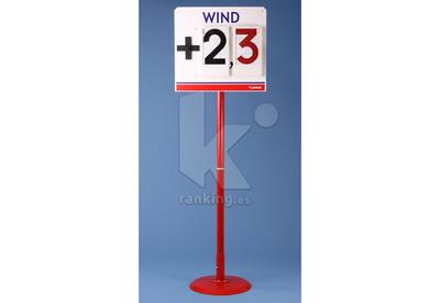 Indicador Manual de velocidad del viento - POLANIK