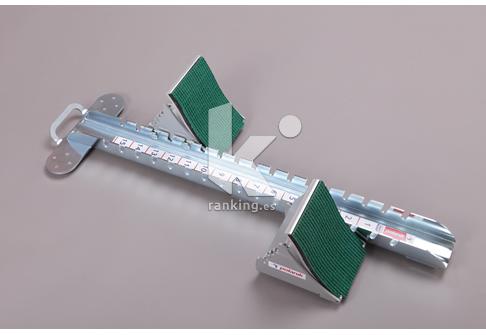 Taco de Salida Acero y Aluminio Apoyo ancho Competicion IAAF POLANIK