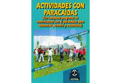 Actividades con paracaidas.
