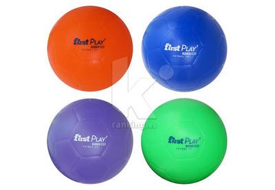 Balón Fútbol FIRST PLAY Rubber Flex T 5, Set 4 Uds.1 x color