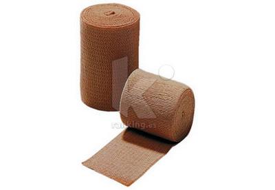 Venda Elastica no Adhesiva Econowrap 10cm x 4m RM08