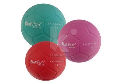Balón FIRST PLAY Doble capa Balonmano  RO02