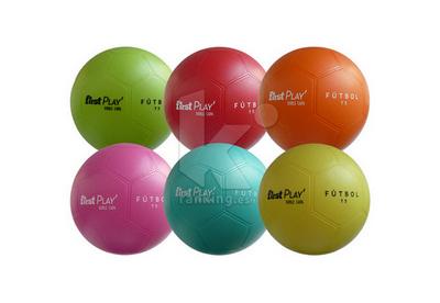 Balón FIRST PLAY Doble Capa Fútbol Talla