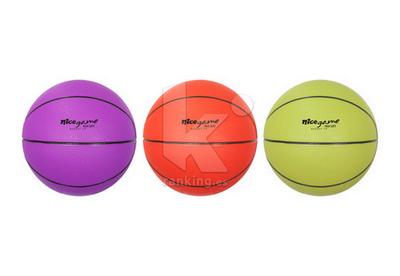 Balon Baloncesto NICE GAME High Soft - Talla 5, Set 6 Uds. 2 x color