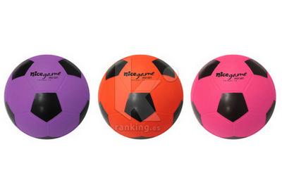 Balon Futbol NICE GAME High Soft - Talla 4