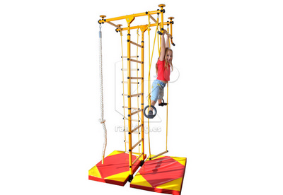 Estructura Gym Top NR-BASIC 1,10 x 0,55 x 2,40/2,90 m.