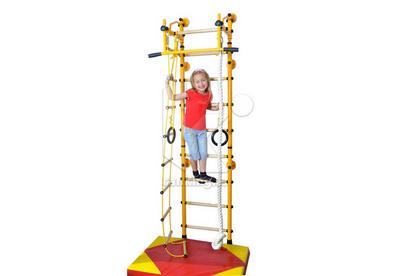Estructura Gym Top NR-PARED 1,10 x 0,55 x 2,40/2,90 m.