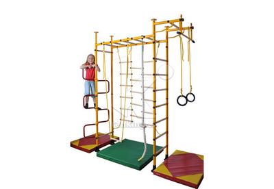 Estructura Gym Top NR-PLUS. 2 x 0,60 x 2,40/2,90 m.
