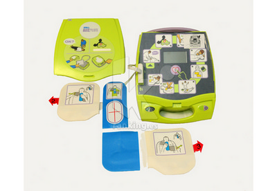 Desfibrilador AED + Plus