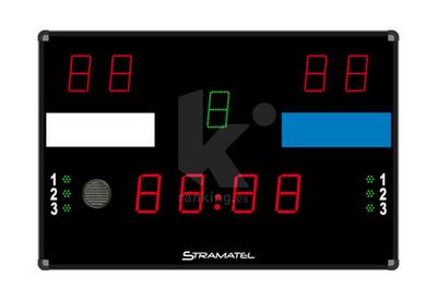 Marcador Waterpolo Stramatel 150x100x9cm Radio control.