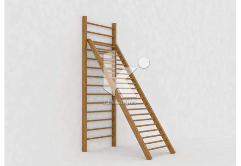 Escalera Espaldera DOMAN y Escalera Diagonal DOMAN