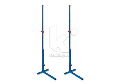 Saltometro de altura Aluminio. 75 a 206 cm. - Juego