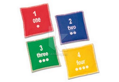 Saquitos Números - Set 10 uds.